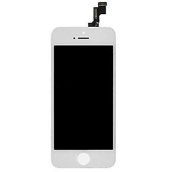 Stuff Certified® iPhone SE / 5 s screen (écran tactile + LCD + pièces) A + qualité - blanc