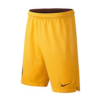 2018-2019 AS Roma derde Shorts (kinderen)