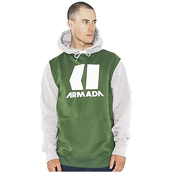 Armada Forest Green Icon Hoody