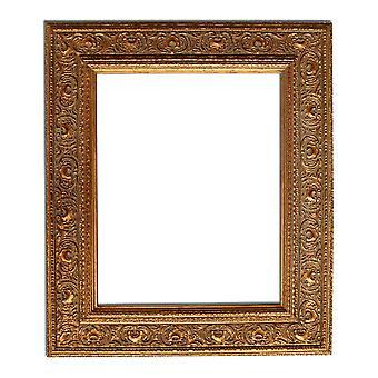 20x25 cm eller 8x10 tum, fotoram i guld