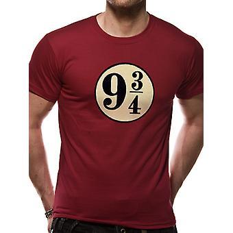 Harry Potter - platforma 9 3/4S (Unisex) T-Shirt