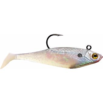 Storm Wildeye Swim Shad 3-inch Fishing Lures (3-Pack) - Pearl
