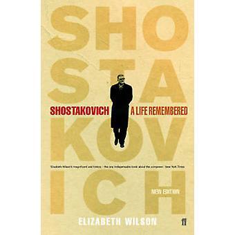 Schostakowitsch - ein Leben in Erinnerung (Main) von Elizabeth Wilson - 97805712