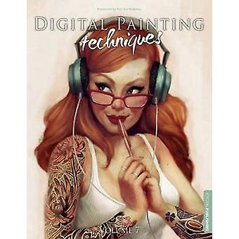 Digital Painting Techniques - Volume 7 by 3DTotal Publishing - 9781909