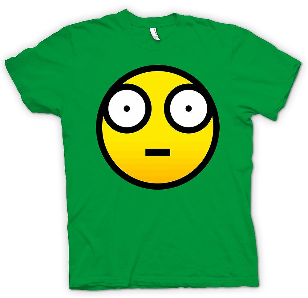 Heren T-shirt - Smiley Face - Cool Design