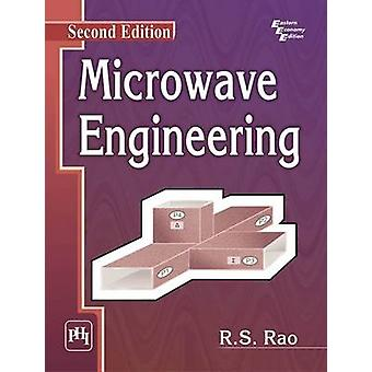 Microwave Engineering (2nd Revised edition) by R. S. Rao - 9788120351