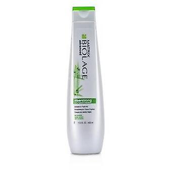 Matrix Biolage avancerade FiberStrong schampo (för bräckligt hår) - 400ml / 13,5 oz
