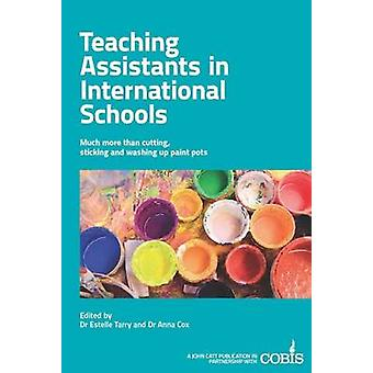 Teaching Assistants in International Schools - More than cutting - sti