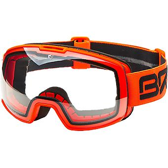 Briko Nyira 7.6 Matte Fluo Orange Grey Photochromic