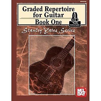 Graded Repertoire for Guitar: Book One (Stanley Yates Guitar)