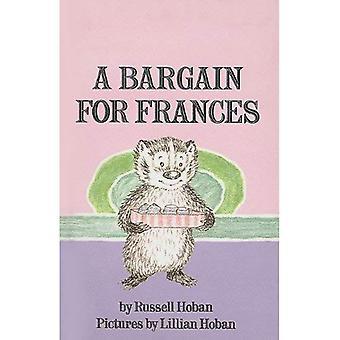Ein Schnäppchen für Frances (ich kann Bücher lesen: Stufe 2)