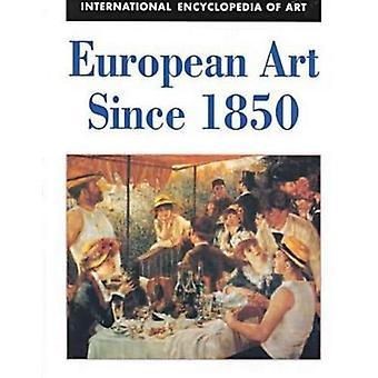 Arte europea dal 1850