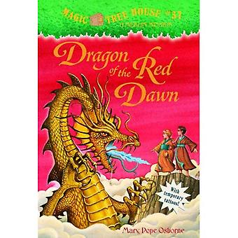 Dragones del amanecer rojo (Magic Tree House)