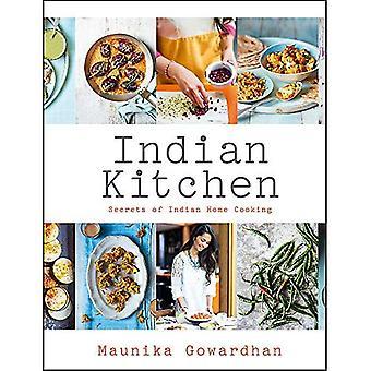 Indiska köket: Hemligheter av indisk husmanskost