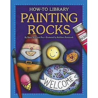 Måla stenar (How-To bibliotek