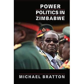 Machtspolitiek in Zimbabwe