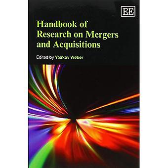 Manuale di ricerca su fusioni e acquisizioni (riferimento originale Elgar)