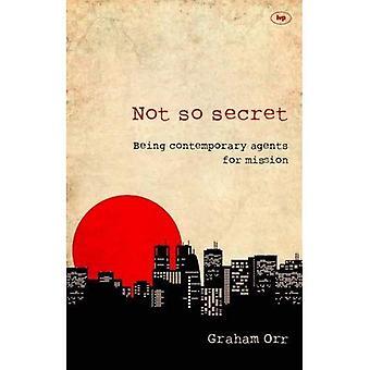 Niet zo geheime