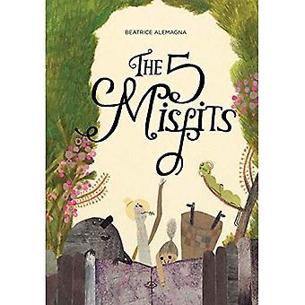 Les cinq Misfits
