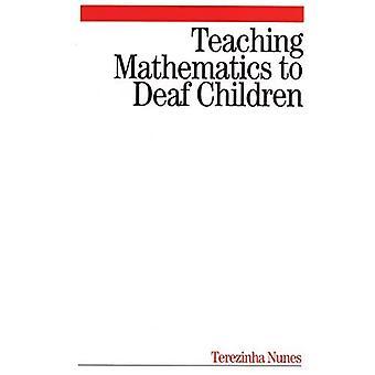 Enseñanza de la matemática a niños sordos