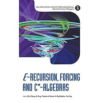 E-récursivité, forçant et C *-algèbres (Lecture Notes série, Institute for Mathematical Sciences, Université nationale de...