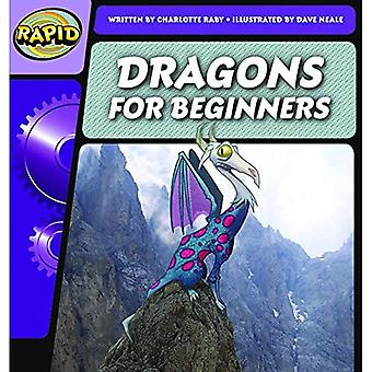 Rapid Phonics Dragons for Beginners Step 2 (Non-fiction) (Rapid Phonics)