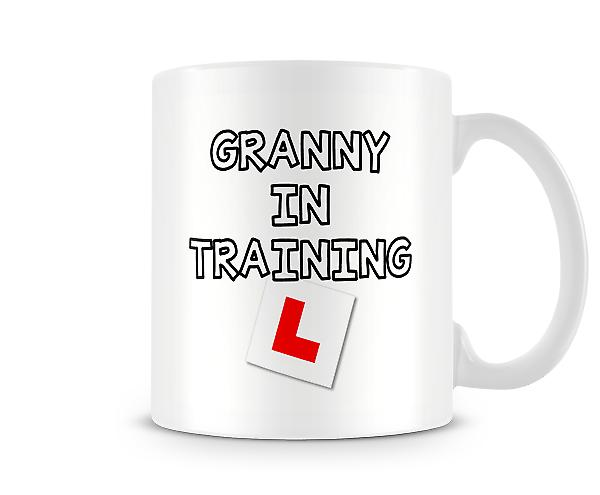 Granny In Training Mug