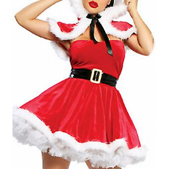 Waooh69 - sexy Costume Mother Christmas Gayn
