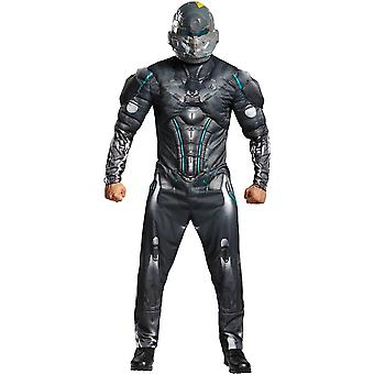Spartan Halo Costume For Adults