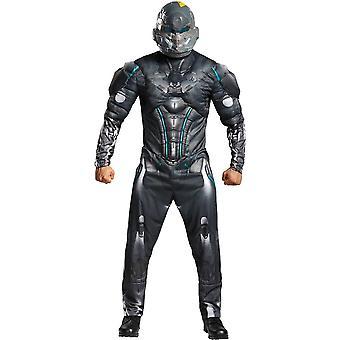 Spartaanse Halo kostuum voor volwassenen