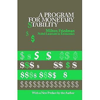 Programm zur Währungsstabilität