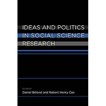 Ideias e política na pesquisa em Ciências Sociais pela meus & Daniel