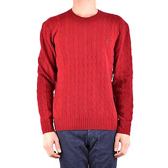 Ralph Lauren Burgundy Wool Sweater