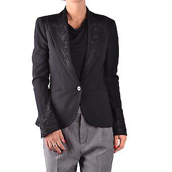 Ralph Lauren Black Wool Blazer