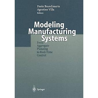 Modeling Manufacturing Systems  From Aggregate Planning to RealTime Control by Brandimarte & Paolo