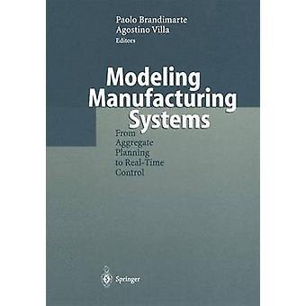 Modelado de sistemas de fabricación de planificación agregada para Control en tiempo real de Brandimarte y Paolo