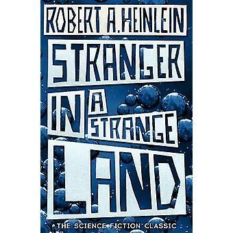 Muukalainen Strange Land Robert A. Heinlein-9780340938348 kirja