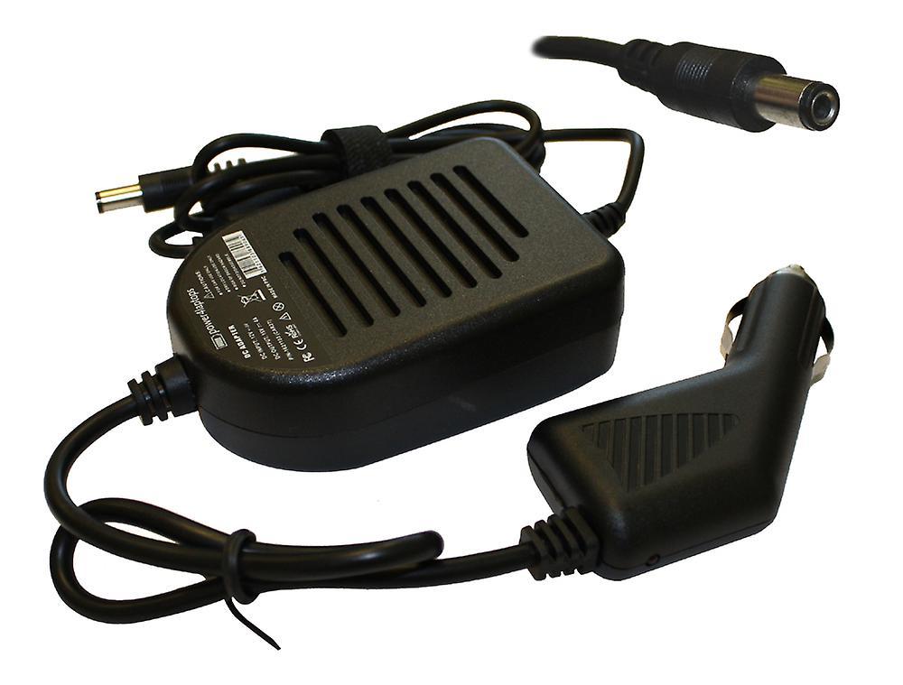 Toshiba Tecra S3-120 Compatible pour ordinateur portable alimentation DC adaptateur chargeur de voiture