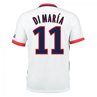 2015-16 PSG Nike Away Kit (Di Maria)