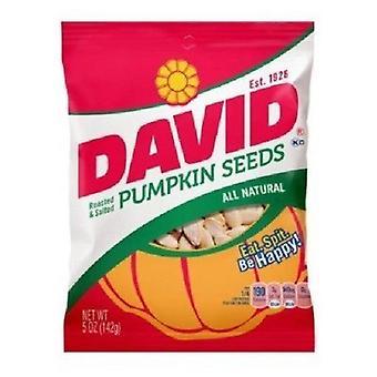 David Seeds Pumpkin Seeds All Natural