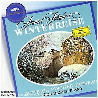 Dietrich Fischer-Dieskau - Schubert: Winterreise [CD] USA import