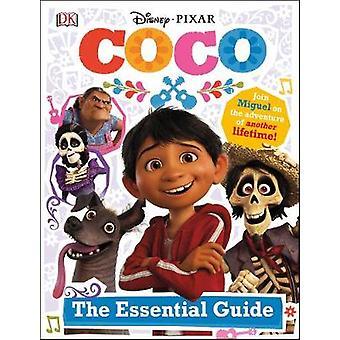 Disney Pixar Coco Essential Guide by DK - 9780241288412 Book