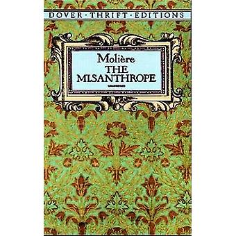 The Misanthrope by Moliere - 9780486270654 Book