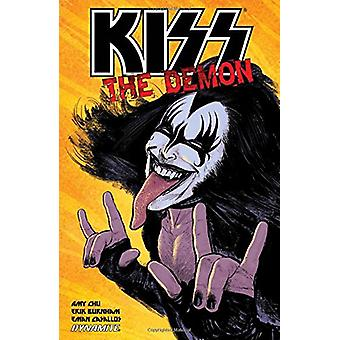 Kiss - The Demon by Amy Chu - 9781524103682 Book