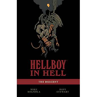 Hellboy in Hell Vol.1 - The Descent by Mike Mignola - 9781616554446 Bo