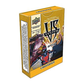 Vs. System Marvel Crossover Vol.1 Card Game