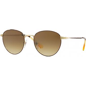 Persol 2445S tortoise/gold Brown gradient