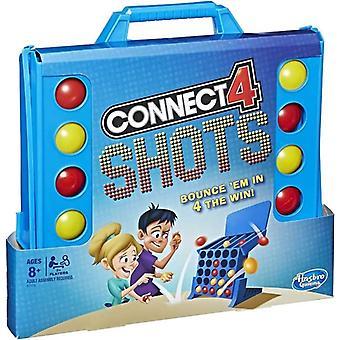 Connect 4 Shots - Fyra i Rad Spel