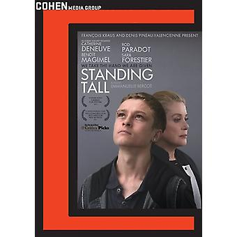 Standing Tall [DVD] USA import