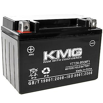 KMG 12 Volts 10Ah Replacement Battery for Suzuki SV650A, SA 2003-2010